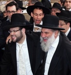 Rav Asher and the author